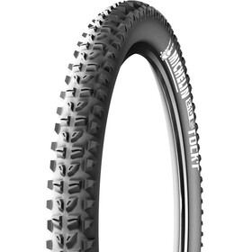 "Michelin Wild Rock'R - Pneu VTT pliable 26 x 2.10"" - noir"